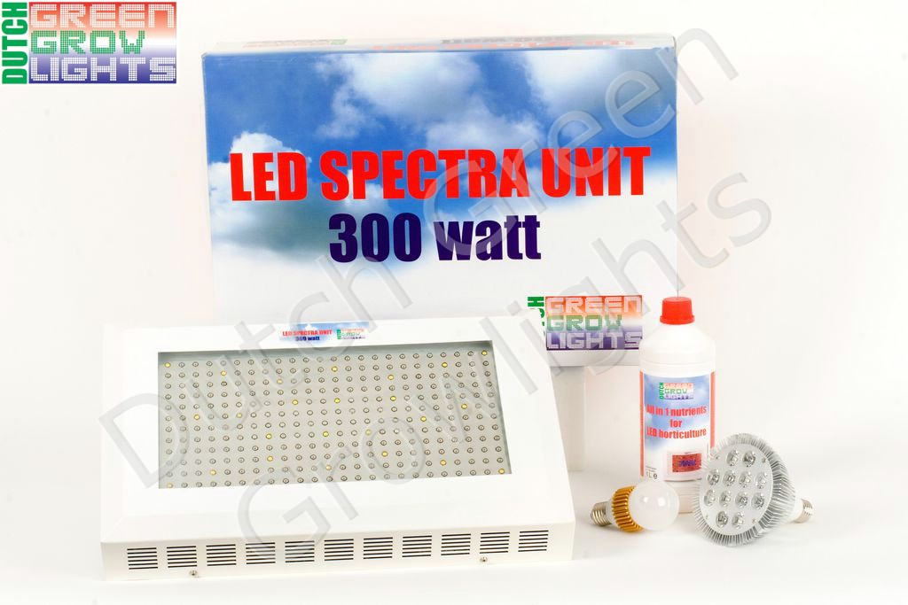 LED Spectra Unit startkit