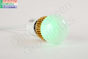 LED Spectra DS20 entree licht